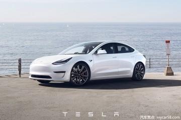 特斯拉宣告Model3长续航版车型价格不变网友却表明等等再买