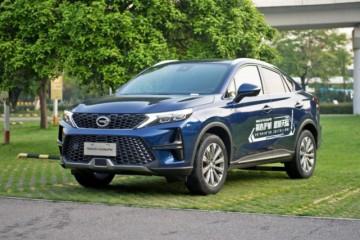 又一款自主轿跑SUV价格13.68万起传祺GS4轿跑上市