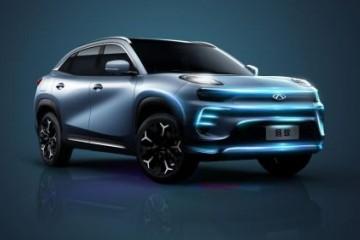 """""""蚂蚁""""实力出圈,奇瑞新能源全新纯电SUV,8月底即将上市"""