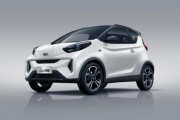 奇瑞新能源发布中国第一款自主核心知识产权L2+智能驾驶汽车