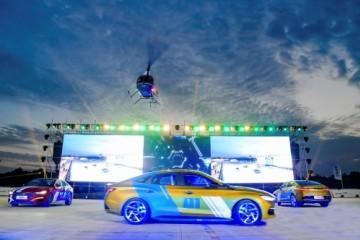 明星车型遇上未来科技,现代嘉年华2.0成为网红打卡地