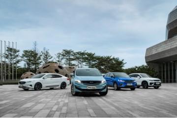 2021新年购新车,吉利ePro混动家族邀你瓜分吉利亿元现金!